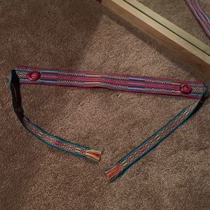 Andean Collection Handmade Belt